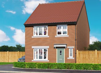 "Thumbnail 4 bedroom detached house for sale in ""Rothway"" at Langton Road, Norton, Malton"