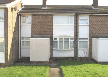 Thumbnail 3 bedroom terraced house to rent in Tindale Avenue, Mayfield Dale, Cramlington