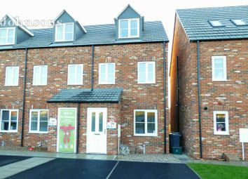 3 bed end terrace house for sale in Cammidge Way, Bessacarr, Doncaster. DN4