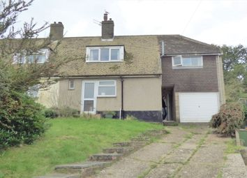 Thumbnail 4 bed semi-detached house for sale in Woodlands Drive, Hythe