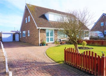Thumbnail 3 bed semi-detached house for sale in Miles Lane, Leconfield