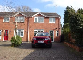 Thumbnail 3 bed terraced house to rent in Lorne Drive, Burton-On-Trent, Staffordshire
