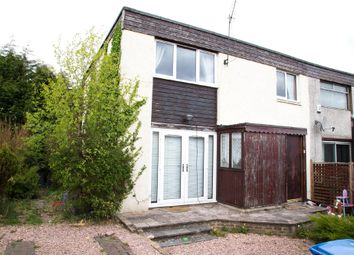 Thumbnail 3 bed end terrace house to rent in Earlston Way, Glenrothes
