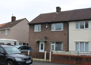 Thumbnail 3 bed semi-detached house for sale in Mereland Way, St. Helens