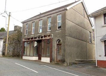 Thumbnail Property for sale in Llandeilo Road, Ammanford