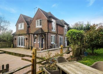 Thumbnail 3 bed detached house for sale in Cotchford Lane, Hartfield