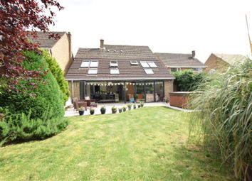 Thumbnail 4 bed detached house for sale in Cross Way, Middle Barton, Chipping Norton