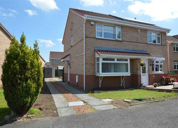 Thumbnail 2 bed semi-detached house for sale in Redwood Grove, Coatbridge