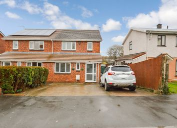Thumbnail 3 bed semi-detached house for sale in Stylish, Updated Home, Bryncelyn, Nelson