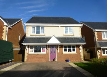 Thumbnail 4 bed detached house for sale in Golwg Y Mynydd, Betws, Ammanford, Carmarthenshire.
