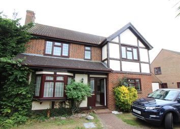 Thumbnail 4 bed detached house to rent in Badgers Close, Westcliff-On-Sea, Essex