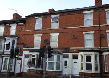 Thumbnail 3 bedroom terraced house for sale in Hartley Road, Radford, Nottingham
