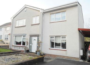 Thumbnail 4 bed detached house for sale in Fairways, Larkhall