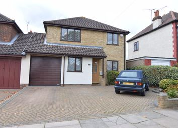 Thumbnail 4 bed detached house for sale in Station Road, Leigh-On-Sea