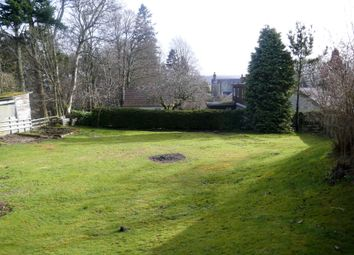 Thumbnail Land for sale in The Crescent, Kingussie