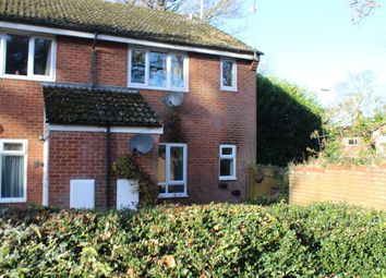 Thumbnail 1 bed flat to rent in Bedford Close, Whitehill, Bordon