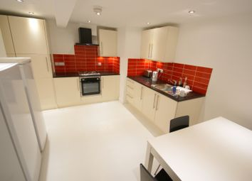 Thumbnail 5 bedroom end terrace house to rent in Glossop View, Woodhouse, Leeds
