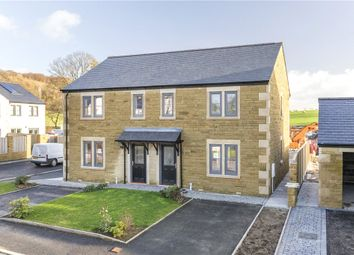 Thumbnail 3 bedroom semi-detached house for sale in Dalesview Close, Clapham, Lancaster