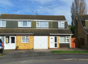Thumbnail 3 bedroom semi-detached house to rent in Queensfield, Swindon