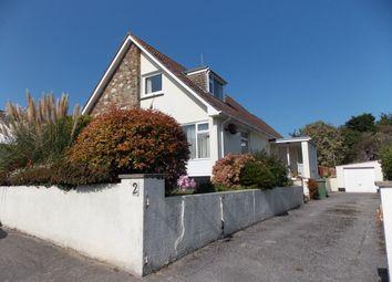 Thumbnail 2 bed detached bungalow for sale in Fairfield Close, Lelant, St. Ives