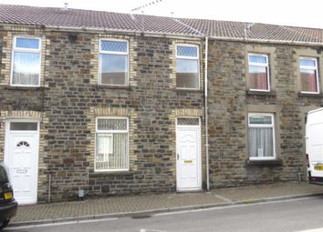 Thumbnail 2 bed terraced house for sale in Sheppard Street, Pontypridd