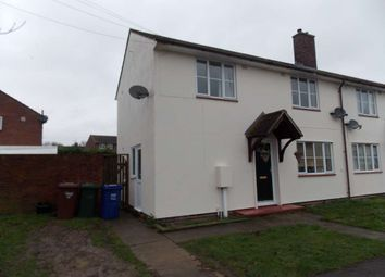 Thumbnail 2 bed end terrace house to rent in Ash Lane, Ambrosden, Bicester
