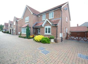 Thumbnail 4 bed detached house for sale in Monarch Drive, Shinfield, Reading