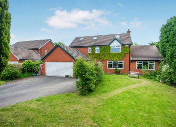 5 bed detached house for sale in Wigan Road, Euxton, Chorley PR7
