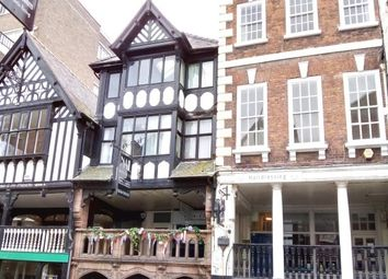 Thumbnail 2 bed flat to rent in Watergate Row South, Chester