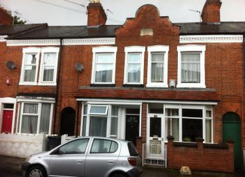 Thumbnail 2 bed terraced house to rent in Hawkesbury Road, Leicester