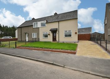 Thumbnail 3 bed semi-detached house for sale in Easter Cornton Road, Stirling