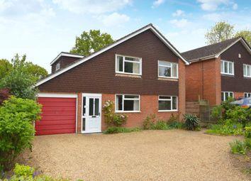 Thumbnail 4 bedroom detached house for sale in Barkham Road, Wokingham, Berkshire