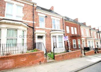 Thumbnail 5 bedroom terraced house to rent in Warrington Road, Newcastle Upon Tyne