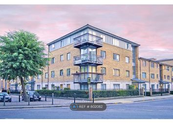 Thumbnail 2 bed flat to rent in Compass Point, London