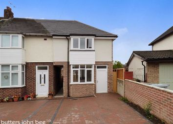 Thumbnail 2 bed end terrace house for sale in Charlesworth Street, Crewe