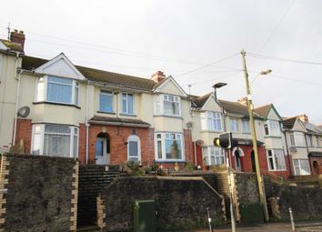 Thumbnail 4 bed terraced house for sale in Clovelly Road, Bideford