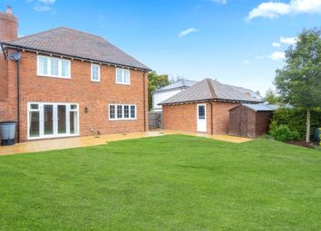 Elmtree House, Cliddesden RG25. 4 bed country house for sale