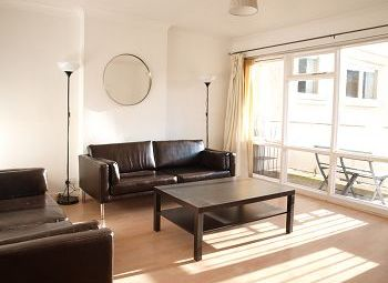Thumbnail 3 bedroom flat to rent in Queens Park Court, Edinburgh Available 19th July