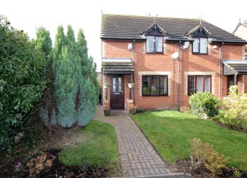 Thumbnail 3 bed semi-detached house for sale in Edencroft Drive, Edenthorpe, Doncaster