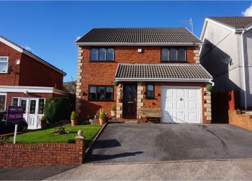 Thumbnail 4 bed detached house for sale in Haul Fryn, Birchgrove