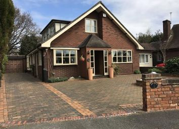 Thumbnail 3 bed detached house for sale in Wood Lane Close, Willenhall, West Midlands
