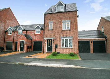 Thumbnail 4 bed detached house for sale in Denby Bank, Marehay, Ripley
