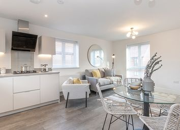 Thumbnail 2 bedroom flat for sale in Plot 275 - The Iver, Crowthorne