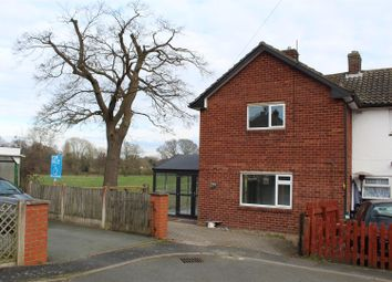 Thumbnail 2 bed terraced house for sale in Glebelands, Shawbury
