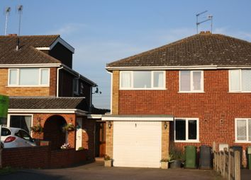 Thumbnail 3 bed semi-detached house to rent in Cloverdale, Stoke Prior, Bromsgrove