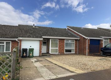 Thumbnail 3 bedroom bungalow to rent in St James Way, Long Stratton, Norwich