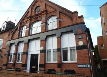 Thumbnail Studio to rent in East Street, Worcester