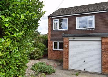 Thumbnail 3 bed semi-detached house for sale in Knavewood Road, Kemsing