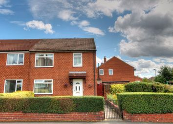 Thumbnail 3 bed semi-detached house for sale in Hillside Avenue, South West Denton, Newcastle Upon Tyne