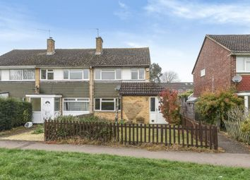 Thumbnail 3 bed end terrace house for sale in Swansdown Walk, Thatcham